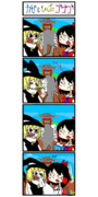 4コマファイト☆