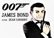 007JAMES BOND ACTOR SEAN CONNERY