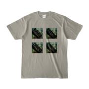 Tシャツ シルバーグレー BXZQ_Fairy
