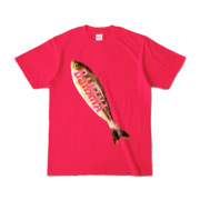 Tシャツ   ホットピンク   BANANA_SAKANA