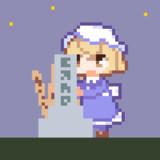 【GIFアニメ】2時30分ジャスト!