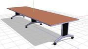 【モデル配布あり】会議室の机