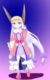 魔王城脱出10秒前のスヤリス姫