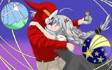 【手描きMAD】紲星あかりとグルメなマスター で 神無月の巫女EDパロ【VOICEROID】