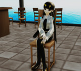 関西鬼子(楓)カジュアル衣装配布
