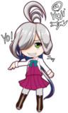 ワンドロッ!朝霜ッ! YO!