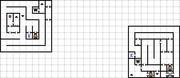 FC【女神転生Ⅰ】マズルカの回廊:3F