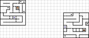 FC【女神転生Ⅰ】マズルカの回廊:4F