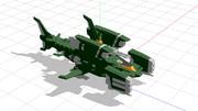 伊47用ハンマーヘッド設計中