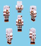 【Minecraft】紲星あかり:旅装衣装【Alex】