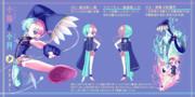 【アタッカー】小陽&小月