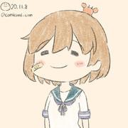 朧 艦これワンドロ 201108