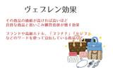 亀井勇樹のウェブレン効果