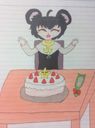 nynの誕生日☆
