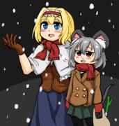 冬いちにょん