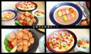 お家のお料理セット【MMDアクセサリ配布】