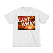 Tシャツ アッシュ CAST_AWAY_SUNRISE