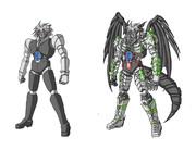 対凶つ神決戦兵器「コウテツジーク」
