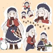 冬服ふぃーぜ