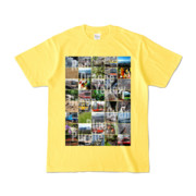 Tシャツ イエロー Forty_7_Colors