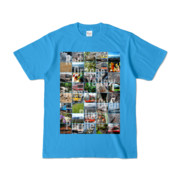 Tシャツ ターコイズ Forty_7_Colors