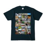Tシャツ ネイビー Forty_7_Colors