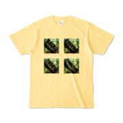 Tシャツ ライトイエロー BXZQ_Fairy