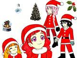 サンタになって、プレゼントを配りに行こう!