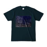 Tシャツ ネイビー Jazz_Night_F