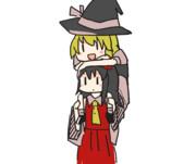 おんぶするMSPNMN姉貴