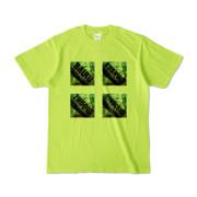 Tシャツ ライトグリーン BXZQ_Fairy