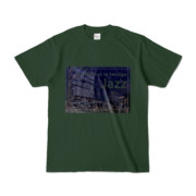 Tシャツ フォレスト Jazz_Night_F