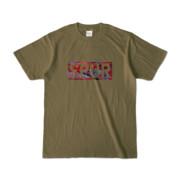 Tシャツ オリーブ SPUR_Maple