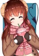 冬服シャミ子