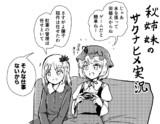 秋姉妹のゲーム実況