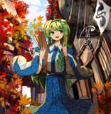 秋風の匂い