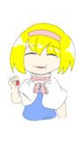 苺を食うICG姉貴