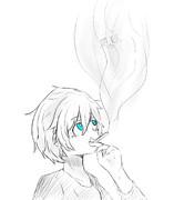 喫煙MGR姉貴