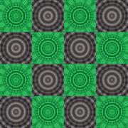 パターン 和柄 市松模様5