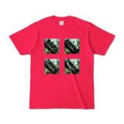 Tシャツ ホットピンク BXZQ_Fairy