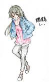 瑞鶴さんとお絵描き練習4