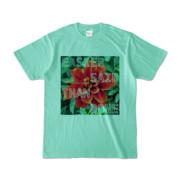 Tシャツ アイスグリーン Invective_HANA