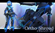 【MMDツイステ】なす式オルトIGN ver1.00【モデル配布】