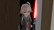 艦娘が提督の部屋に来てくれた!由良ルート2