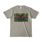Tシャツ | シルバーグレー | VOLTEI_Grass