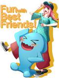 【ポケモン】Fun with Best Friends!