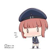 Z3 艦これワンドロ 201130