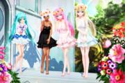 【今日のYYBルカさん】ルカさん3姉妹と あっぴぃ…♡