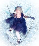 氷の妖精(勢い)