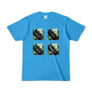 Tシャツ ターコイズ BXZQ_Fairy